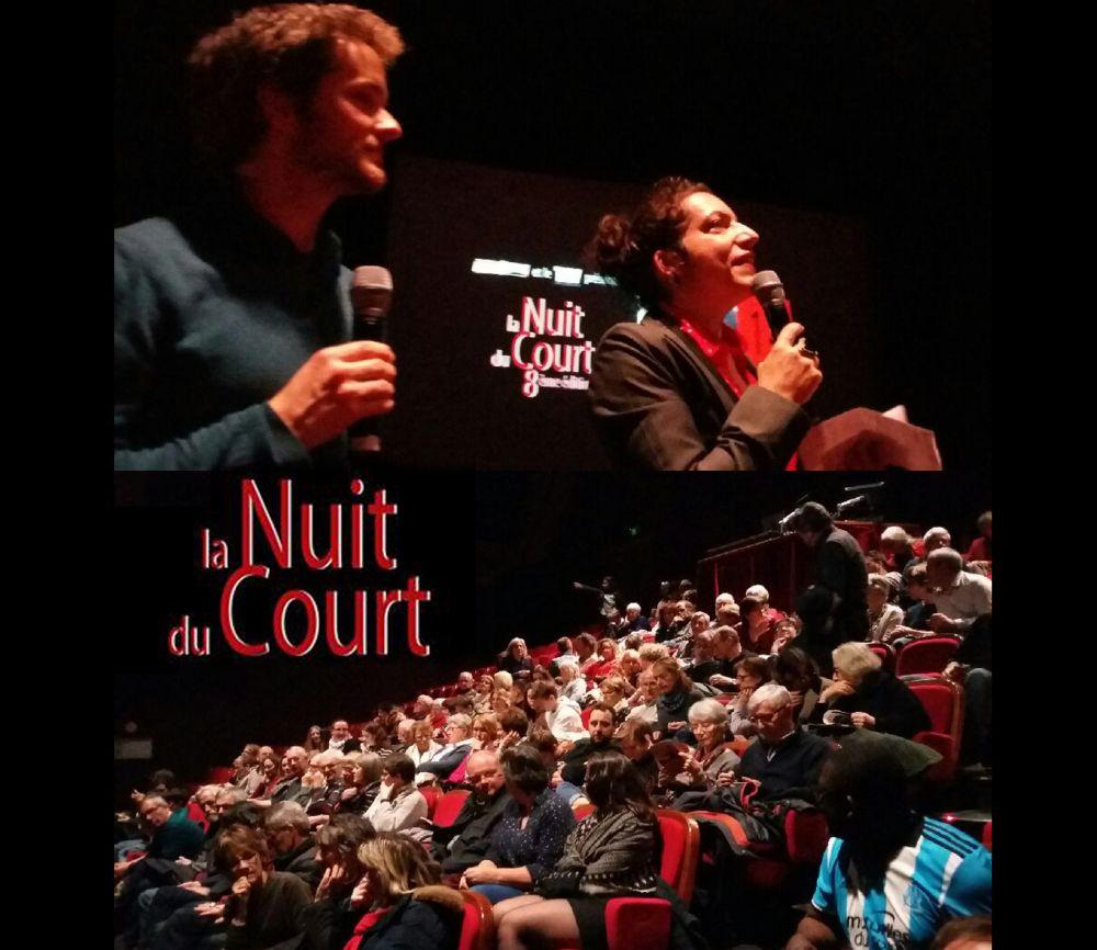 Séverine Robic - La Nuit du Court – Angers