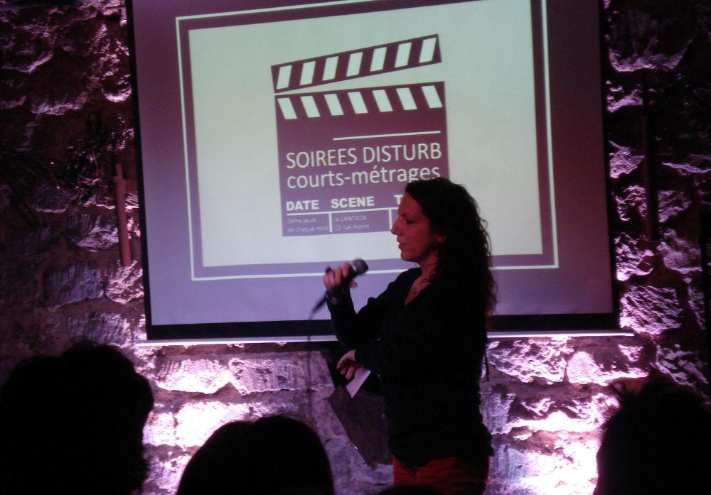Séverine Robic - Soirée disturb à la Cantada