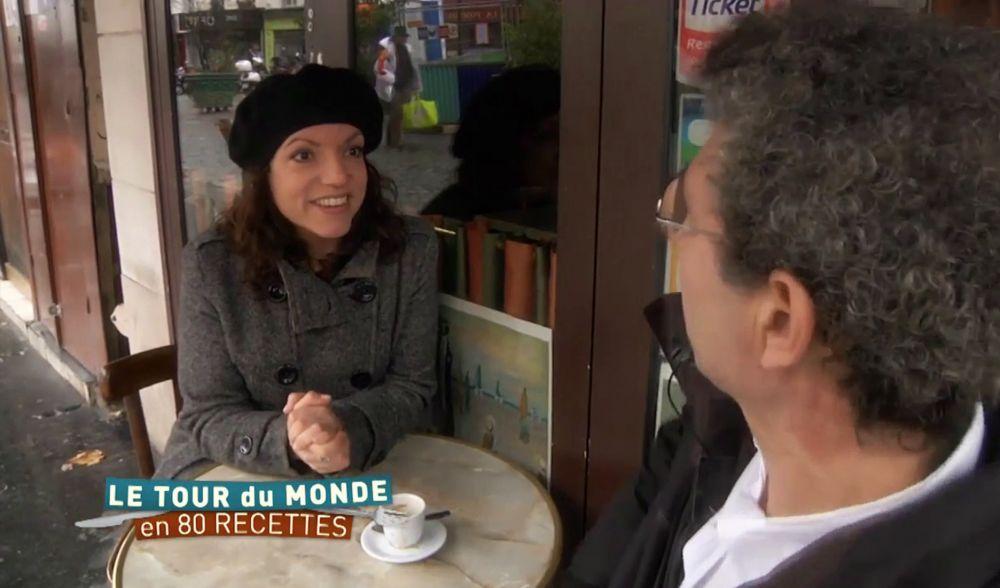 Séverine Robic - Le tour du monde en 80 recettes