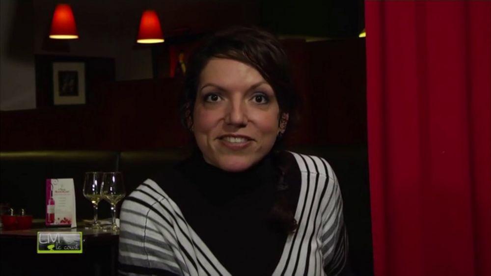 Séverine Robic - LM le court sur LMTV